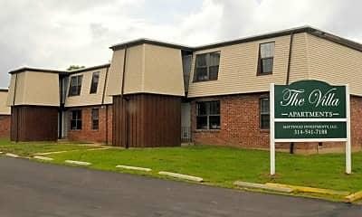 Building, The Villa Apartments, 0
