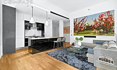 Living Room, 59 John St 2-C, 1