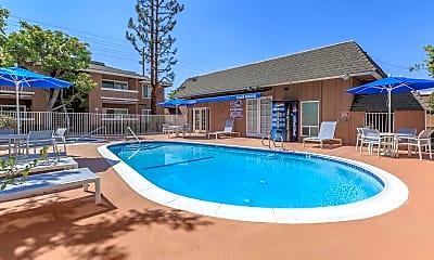 Pool, Newport Terrace, 1