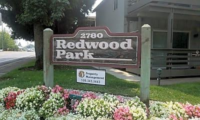 Redwood Park Apartments, 1