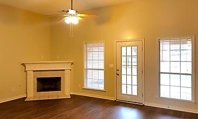 Living Room, 1250 Tara Drive, 1