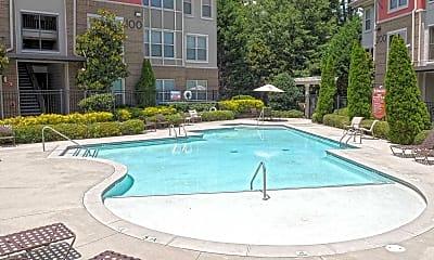 Pool, Columbia Grove, 0