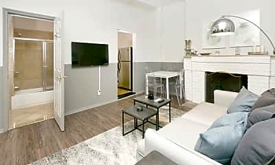Living Room, 45 E 28th St, 1