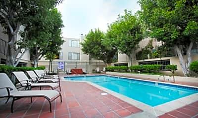 Pool, Encino Crest, 1