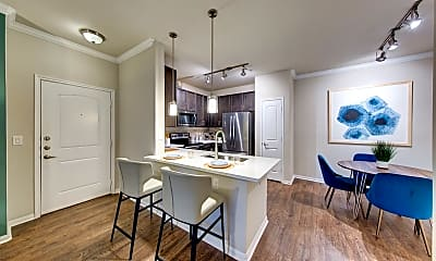 Kitchen, Marquis at the Woodlands, 1