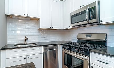 Kitchen, 2400 S Troy St 2M, 1