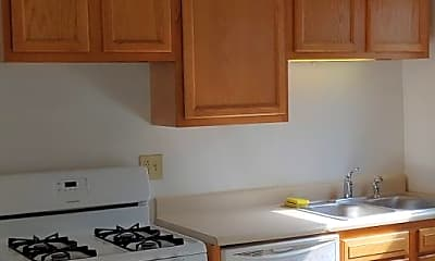 Kitchen, 115 Trinity Pl, 1
