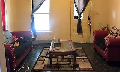 Living Room, 204 S 3rd St, 1