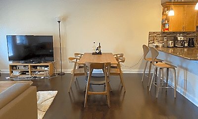 Dining Room, 39 Fayette St, 1