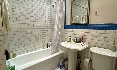 Bathroom, 457 W 141st St 3, 2