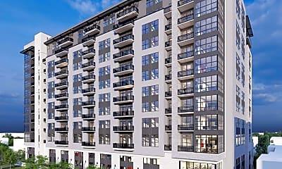 Building, 2824 N Hall Street, 1