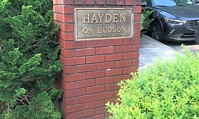 Hayden on the Hudson, 1