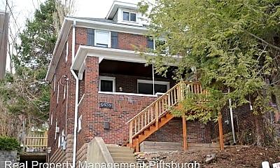 Building, 6439 Jackson St, 1