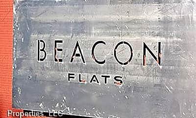 Community Signage, 1401 S Holgate St, 2