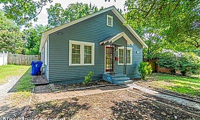 Building, 628 W Comanche St, 1