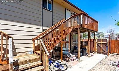 Patio / Deck, 6847 Western Pl, 2
