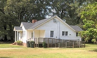 Building, 1403 N Humphrey St, 1