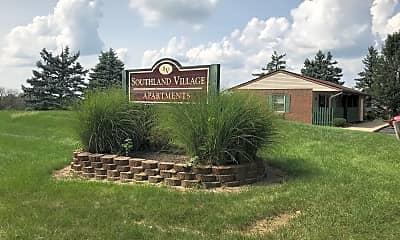Southland Village Apartments, 1