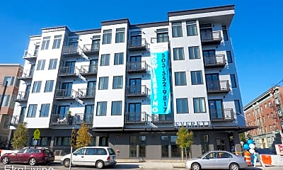 Building, 1616 NW Everett St, 2