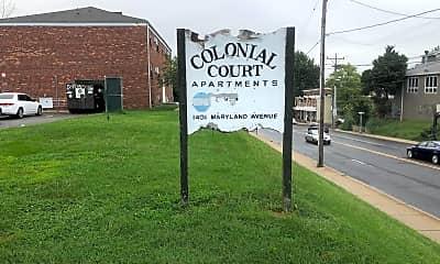 Colonial Court Apts Grp, 1