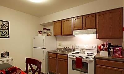 Kitchen, Walden Park Senior Complex, 1