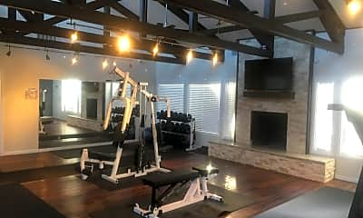 Fitness Weight Room, Kingswood, 0