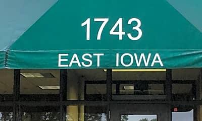 Iowa Hi-Rise, 1
