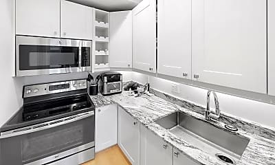 Kitchen, 296 Beacon Street, #2, 2