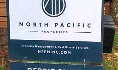 Community Signage, 820 3rd Ave NW, 2