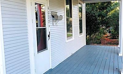 Patio / Deck, 4022 Northrop St, 2