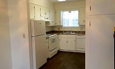 Kitchen, Ambassador House, 0