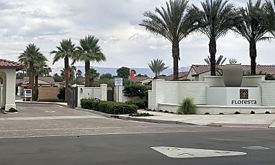 Community Signage, 51891 Via San Mateo, 2