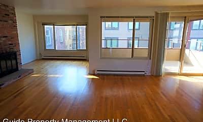 Living Room, 1417 Belmont Ave, 0