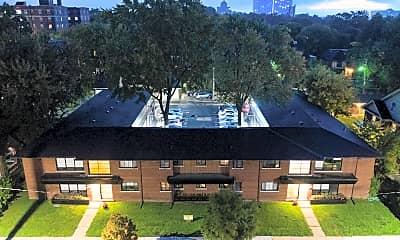 Building, 1060 Van Dyke St, 2