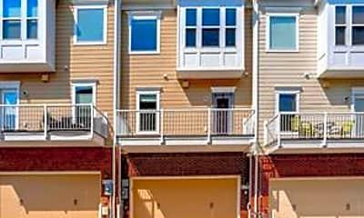 Building, 9556 Canonbury Square, 1