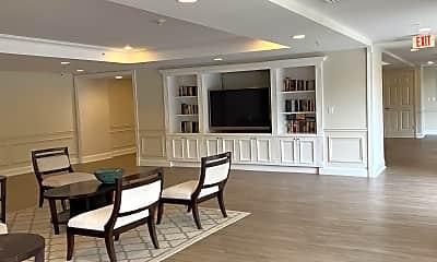 Living Room, 55 Merrick Way, 2