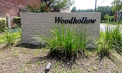 Woodhollow Apartments, 1