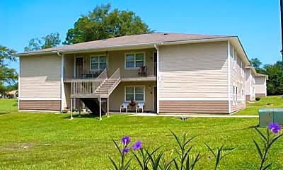 Lyman Manor and Village Rental Office, 0