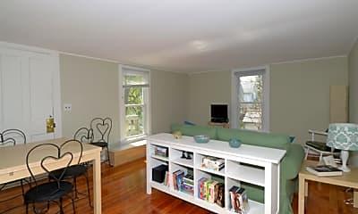 Living Room, 112 North Few Street, Unit 2, 0
