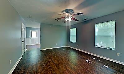 Living Room, 110 Railside Dr, 1
