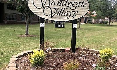 Sandygate Village Apartments, 1