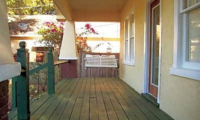 Patio / Deck, 6003 River Terrace, 1