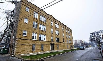 Building, 1115 S Karlov Ave, 1