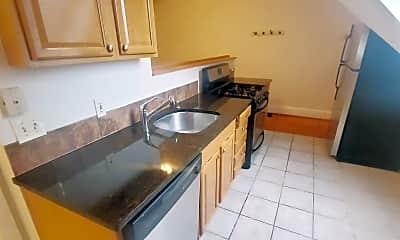 Kitchen, 11 Mansfield St, 1