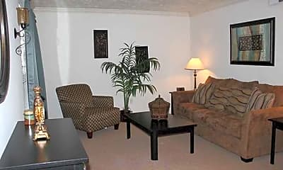Living Room, Bellemont Apartment Homes, 0