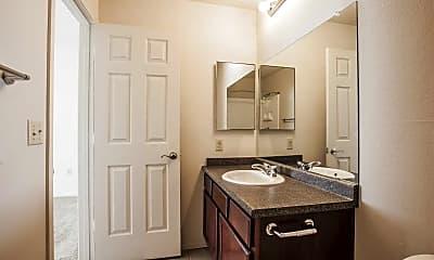 Bathroom, Portofino Condominiums, 2