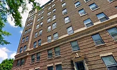 Millerand Apartments, 1