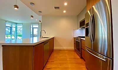 Kitchen, 8017 Norton Avenue, 1