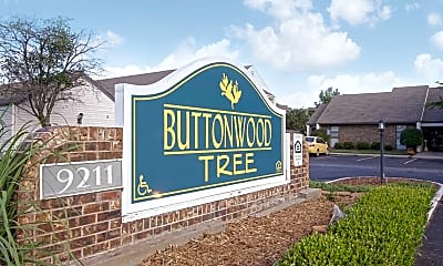 Community Signage, Buttonwood Tree, 2