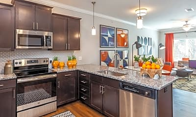Kitchen, Copper Ridge, 1